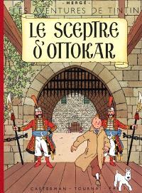 Les aventures de Tintin. Volume 2005, Le sceptre d'Ottokar