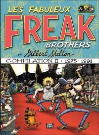 Les Fabuleux Freak Brothers : compilation. Volume 2, 1975-1991