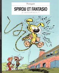 Spirou et Fantasio : l'intégrale. Volume 7