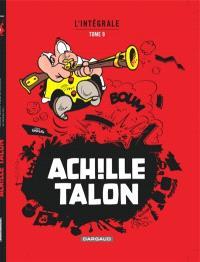 Achille Talon : l'intégrale. Volume 9