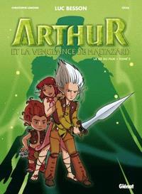 Arthur et la vengeance de Maltazard : la BD du film. Volume 2