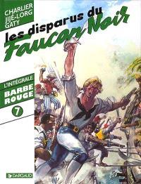 Barbe-Rouge : l'intégrale. Volume 7, Les disparus du Faucon noir