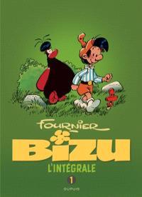 Bizu : l'intégrale. Volume 1, 1967-1986
