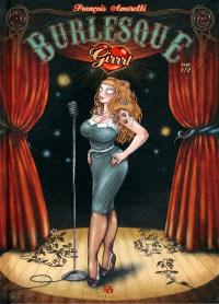 Burlesque girrrl. Volume 1