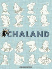 Chaland : 4 tomes sous coffret