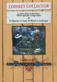 Coffret collector Les Tuniques bleues
