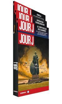 Coffret Jour J : tomes 14, 18 et 21