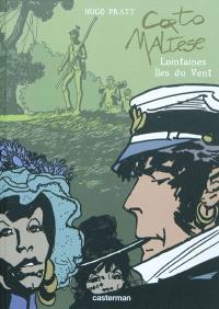 Corto Maltese. Volume 5, Lointaines îles du vent