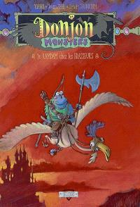 Donjon monsters. Volume 6, Du ramdam chez les brasseurs : donjon niveau 40