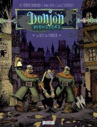 Donjon monsters. Volume 5, La nuit du tombeur : donjon niveau -97