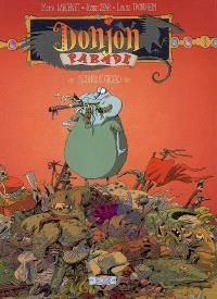 Donjon parade. Volume 5, Technique Grogro