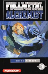 Fullmetal alchemist. Volume 20