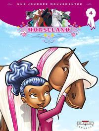 Horseland. Volume 4, Une journée mouvementée