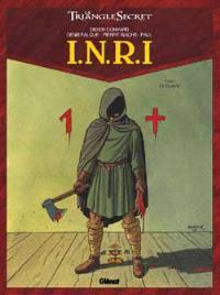 INRI : le triangle secret. Volume 1, Le suaire