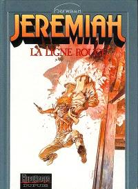 Jeremiah. Volume 16, La ligne rouge