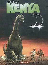 Kenya : intégrale : tomes 1 à 5
