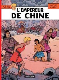 Alix. Volume 17, L'empereur de Chine