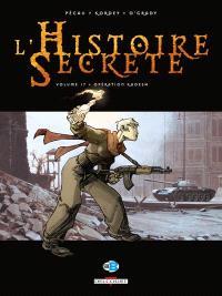 L'histoire secrète. Volume 17, Opération Kadesh