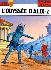 L'odyssée d'Alix. Volume 2