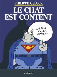 Le Chat. Volume 10, Le Chat est content