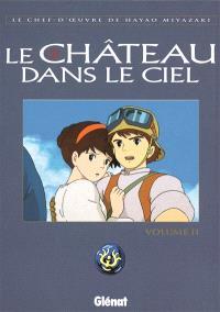 Le château dans le ciel. Volume 2
