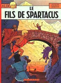 Alix. Volume 12, Le fils de Spartacus
