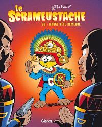 Le Scrameustache. Volume 36, Casse-tête olmèque