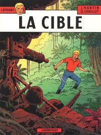 Lefranc. Volume 11, La cible