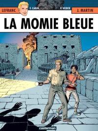 Lefranc. Volume 18, La momie bleue