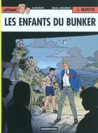 Lefranc. Volume 22, Les enfants du bunker