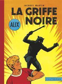 Les aventures d'Alix. Volume 2006, La griffe noire