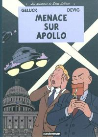 Les aventures de Scott Leblanc. Volume 2, Menace sur Apollo