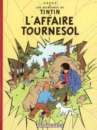 Les aventures de Tintin. Volume 2005, L'affaire Tournesol