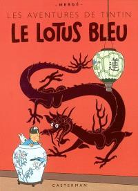 Les aventures de Tintin, Le lotus bleu