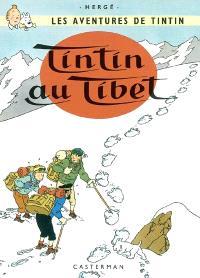 Les aventures de Tintin. Volume 2004, Tintin au Tibet