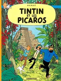 Les aventures de Tintin. Volume 2007, Tintin et les Picaros