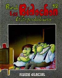Les Bidochon. Volume 12, Les Bidochon téléspectateurs