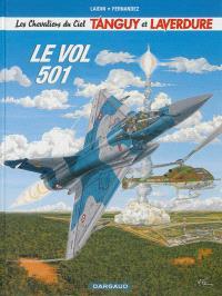 Les chevaliers du ciel Tanguy et Laverdure. Volume 3, Le vol 501