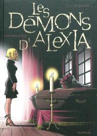 Les démons d'Alexia. Volume 6, Les larmes de sang