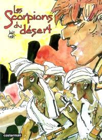 Les Scorpions du désert. Volume 2, Un fortin en Dancalie; Conversation mondaine à Moulhoulé