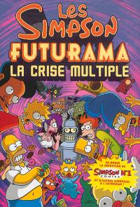 Les Simpson-Futurama : la crise multiple
