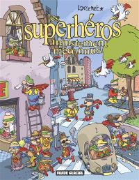 Les superhéros (injustement méconnus)