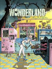 Little Alice in Wonderland. Volume 3, Living dead night fever