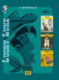 Lucky Luke : l'intégrale. Volume 13