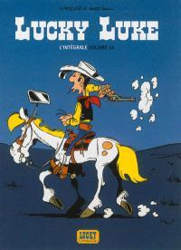 Lucky Luke : l'intégrale. Volume 14
