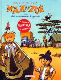 Max et Zoé. Volume 3, Des animaux bizarres