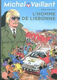 Michel Vaillant. Volume 45, L'homme de Lisbonne