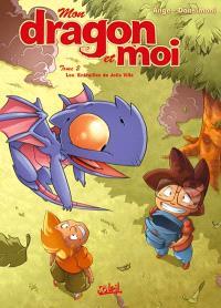 Mon dragon et moi. Volume 2, Les entrailles de Jolie Ville