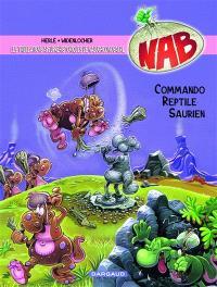 Nabuchodinosaure. Volume 5, Commando reptile saurien