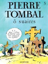 Pierre Tombal. Volume 5, O suaires